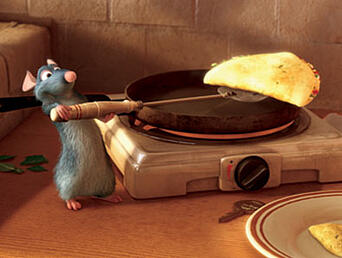 Ratatouille - doing what you love for a job